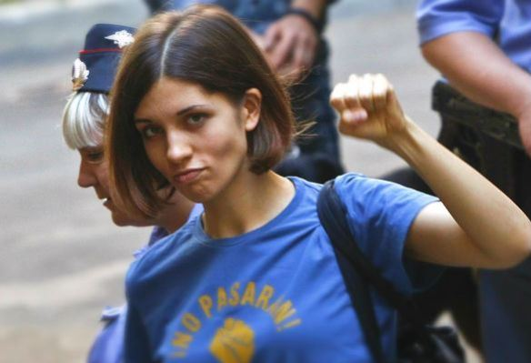Надежда Толоконникова, Pussy Riot