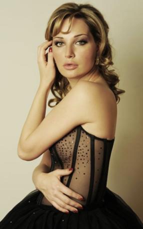Мария Максакова-Игенбергс, депутат, оперная певица
