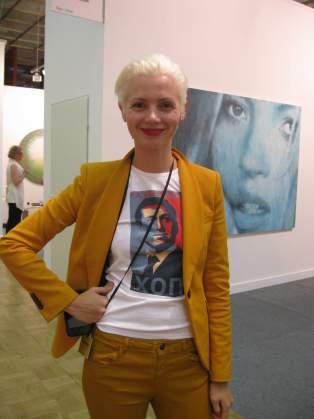 Кристина Штейнбрехер, Арт Москва 2011