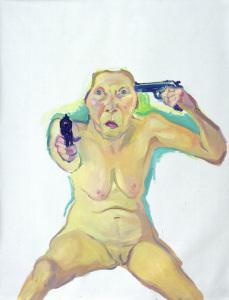 Мария Ласслинг, Ты или я, 2005.