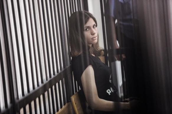 Надежда Толоконникова, 26 июля 2013. Фото: Андрей Стенин РИА Новости