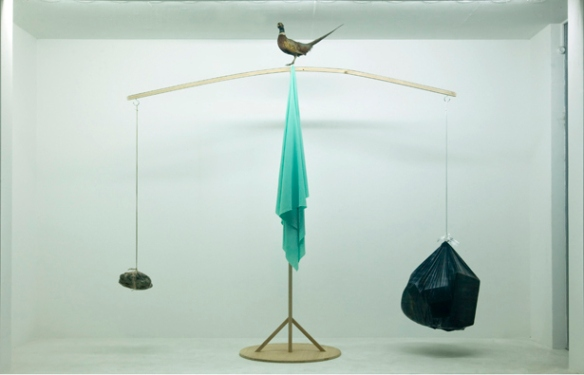 Wan Lee, The Possibility of Impossible Things, 2012. Courtesy of the artist and Gwangju Biennale Foundation.