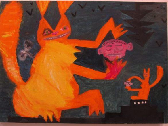 Выставка Ивана Сотникова в Navicula Artis